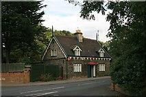 NZ5820 : Wilton Castle Lodge by Mick Garratt