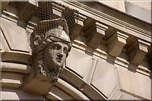 J3474 : Head, Custom House, Belfast (3) by Albert Bridge