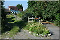 SO8331 : Stable Cottage near Swinley Green by Philip Halling