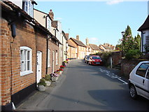 TL7835 : Churchponds, Looking East by Oxyman