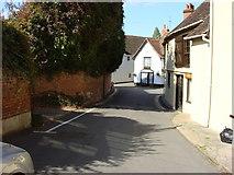 TL7835 : Majendie Lane, Castle Hedingham by Oxyman