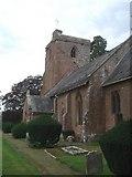 SO5928 : St Mary's Church by Trevor Rickard