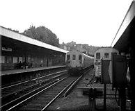 TQ3266 : West Croydon station by Dr Neil Clifton