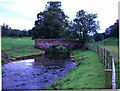 NY6023 : Bridge over a tributary of the River Lyvennet by Keith Wright