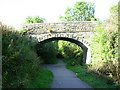 NY0230 : bridge adjoining Camerton Road by H Stamper