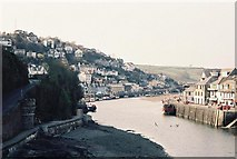 SX2553 : Looe: looking upriver by Chris Downer