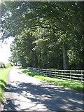 NU2106 : Outside Sturton Grange by Alison Rawson
