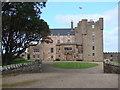 ND2973 : The Castle of Mey by Bill Henderson