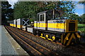 SH6038 : Gorsaf Minffordd Station by Alan Fryer