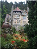 NU0702 : Cragside and Sloping Garden by Jeff Pearson