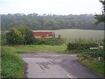 SU7328 : Old barn, Oakshott by Keith Rose