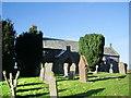 NY1138 : The Parish Church of St Mary, Gilcrux, c by Alexander P Kapp