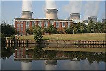 SE4824 : Ferrybridge A Power Station by Alan Murray-Rust