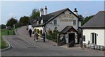 SP6989 : Foxton Locks Inn by Mat Fascione