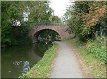 SP6989 : Black Horse Bridge by Mat Fascione