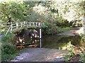SN1022 : Vicar's Mill ford, Maenclochog by Humphrey Bolton