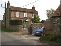 TF9740 : House, Westgate by Nigel Jones