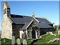SM9339 : St. Gwyndaf's church Llanwnda by ceridwen
