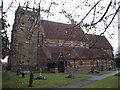 SP0272 : St. Laurence Church in Alvechurch, Worcestershire. by Lee J Andrews