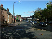 SK3436 : A view of Ford Street - Derby by J147