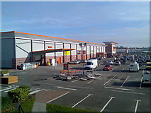 NS5170 : B&Q, Great Western Retail Park by Stephen Sweeney