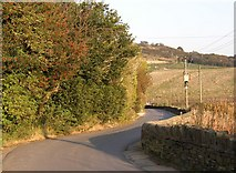 SE1028 : Lane, Northowram by Humphrey Bolton