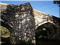 SX3079 : Trekelland Bridge by Derek Harper