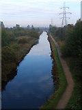 SO9695 : Walsall Canal by Gordon Griffiths