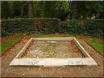 J5080 : Grave, Castle Park by Rossographer