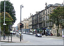 NS5667 : Great Western Road by Thomas Nugent