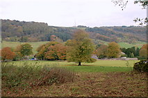 SK2076 : Towards Eyam View Farm by Roger Temple