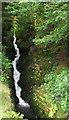 SH6947 : Y Rhaeadr Dirgel/The Secret Waterfall by Eric Jones