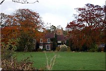 NZ3411 : Low Dinsdale old Vicarage by Nick W