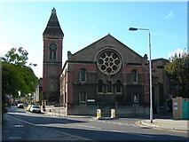 TQ3075 : St Andrew's Church, Landor Road, SW9 by Danny P Robinson