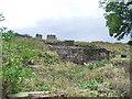 NY0231 : Ruin near Moorhouse Guards by Alexander P Kapp