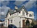 SJ3885 : Grange Hotel, Holmfield Road by Sue Adair