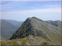 NG9814 : The Bealach nan Spainteach by Nigel Brown
