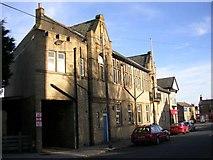 SE1431 : Great Horton Conservative Club - Westcroft Road by Betty Longbottom