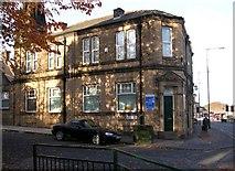SE1431 : Bradford Old Bank Ltd - Great Horton Road by Betty Longbottom
