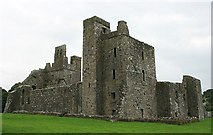 N5170 : Fore Abbey by Hugh Chevallier