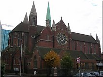 TQ3266 : St Michael and All Angels With St James Church, West Croydon by Danny P Robinson