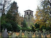 SJ5798 : St Oswald & St Edmund Arrowsmith RC Church, Ashton-in-Makerfield by Alexander P Kapp