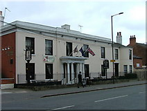 SK3436 : The Georgian House Hotel - Ashbourne Road, Derby by J147