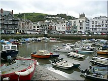 SX8751 : Dartmouth small boat harbour by Gordon Brown