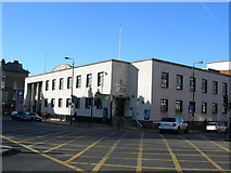 TQ2775 : Lavender Hill Police Station, SW11 by Danny P Robinson