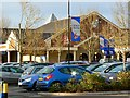 SP0300 : Tesco superstore, Cirencester by Brian Robert Marshall