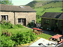 SO2432 : Youth Hostel at Capel-y-ffin by George Tod