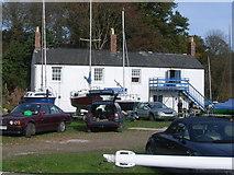 SO6501 : Lydney Yacht Club by Nick Mutton
