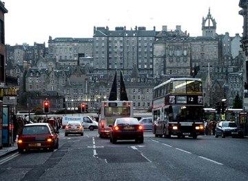 NT2573 : The Edinburgh View by Simon Johnston