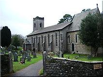 SD6279 : Holy Trinity Church, Casterton by Alexander P Kapp